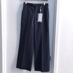 MAISON MARGIELA Navy Trouser